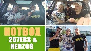Hotbox mit den 257ers & Herzog (16BARS.TV)