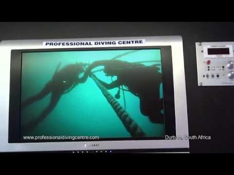 3 Diving Operations Off DSV Deepworx