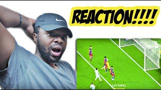 30 Most Creative Goals In Soccer (Football) FT Cristiano Ronaldo & Lionel Messi | REACTION!