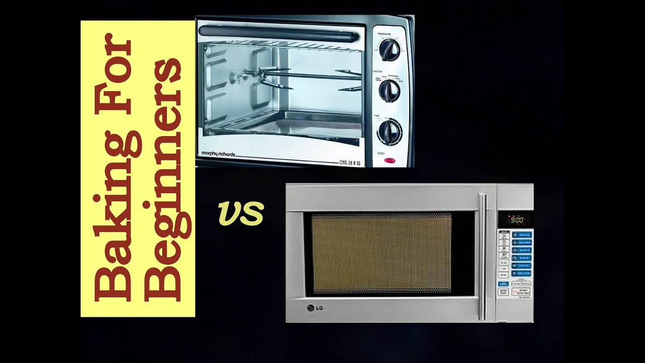 compare a convection microwave and an otg oven toaster griller