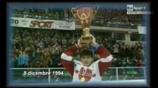 Il periodo di Jaromir Jagr all'HC Bolzano, 1994 - RaiSport