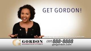Won't Stop - Lake Charles | Gordon McKernan Injury Attorneys