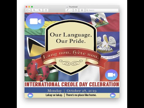 Creole Day at Duke University