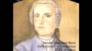 J.S. Bach: Invention 5 in E flat major, BWV 776