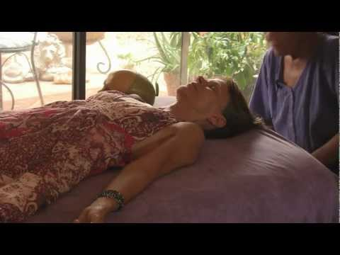 Cranial Sacral Massage Tutorial, Spa Therapy Techniques by Athena Jezik
