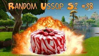 Random Ussop S2 #38: The ultimate skin of Fortnite?