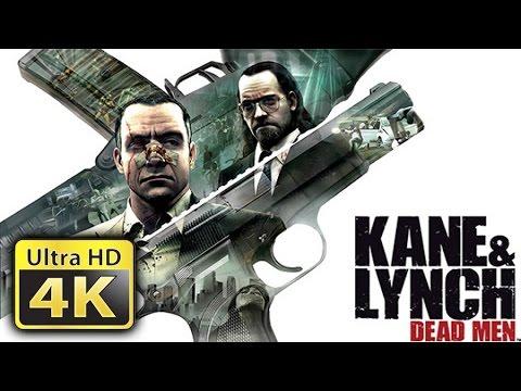 Kane & Lynch Dead Men : Old Games in 4K