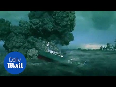 Persian Gulf Battle II: Iranian animated film shows war with U.S.A - Daily Mail