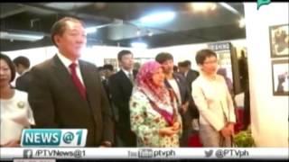 Balitang ASEAN: Photo exhibit na nagpapakita ng pagkakaibigan ng Singapore at Brunei, binuksan