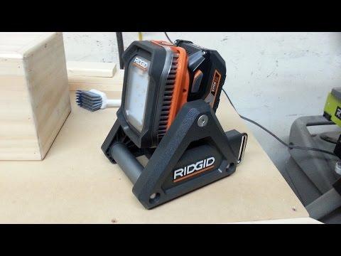 Ridgid Gen5x 18 volt Flood Light Model#R8694620