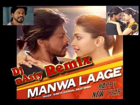 manwa laage remix