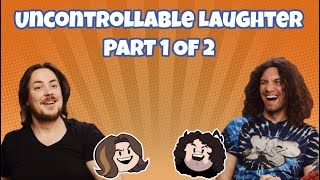 Uncontrollable Laughter PART 1 OF 2 - Game Grumps Compilation