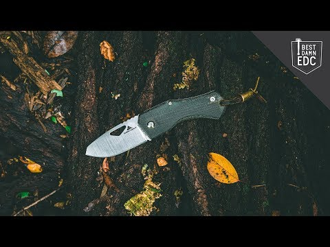 The Bizarre and Surprisingly Ergonomic Summit Knife Co. Half Dome