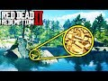 MONEY ISLAND FULL OF GOLD BARS in Red Dead Redemption 2! Fast Easy Money RDR2!