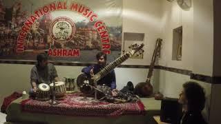International Music Ashram - Varanasi, concert 19.01.10 - part 2