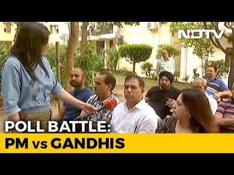 PM, Rahul Gandhi Spar Over Rajiv Gandhi