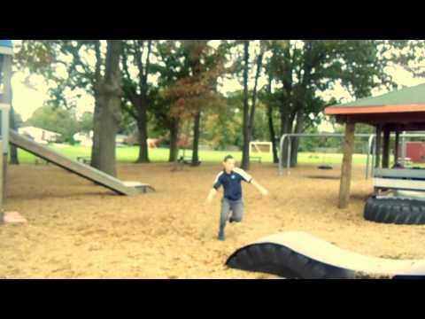 Freerunning sesh - lawrence brook