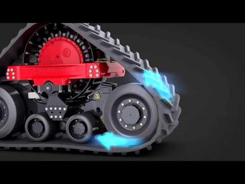Versatile DeltaTrack 450DT, 500DT, 550DT Track System