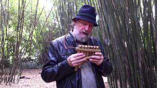 The Andean Panpipe