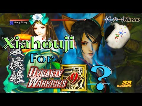 Xiahouji New Possible Character for Dynasty Warriors 9? What i Think