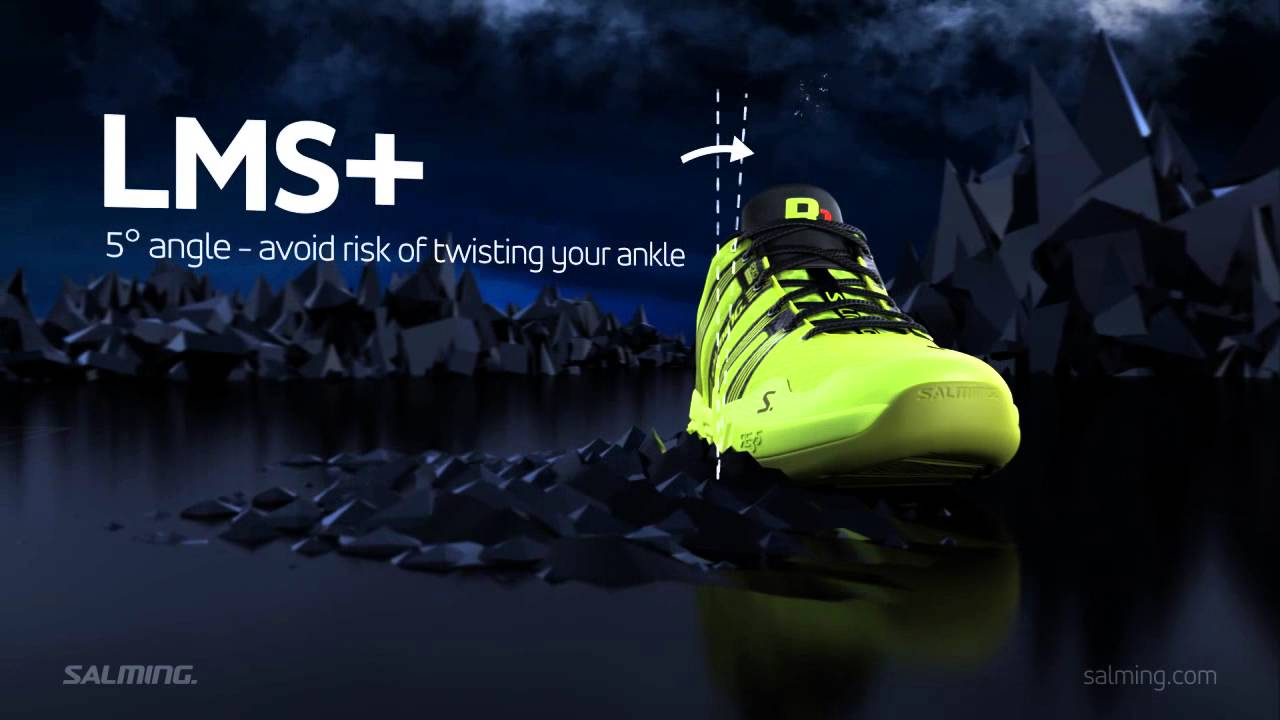 Salming Race R1 2.0 | Handball Shoes | Commercial - YouTube