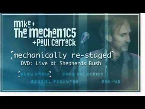 Mike and the Mechanics ft. Paul Carrack (Live 2005) - Over My Shoulder