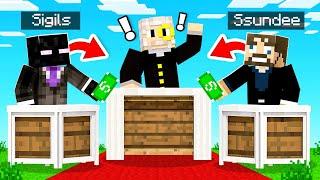 Going to COURT in CRAZY CRAFT (Minecraft)