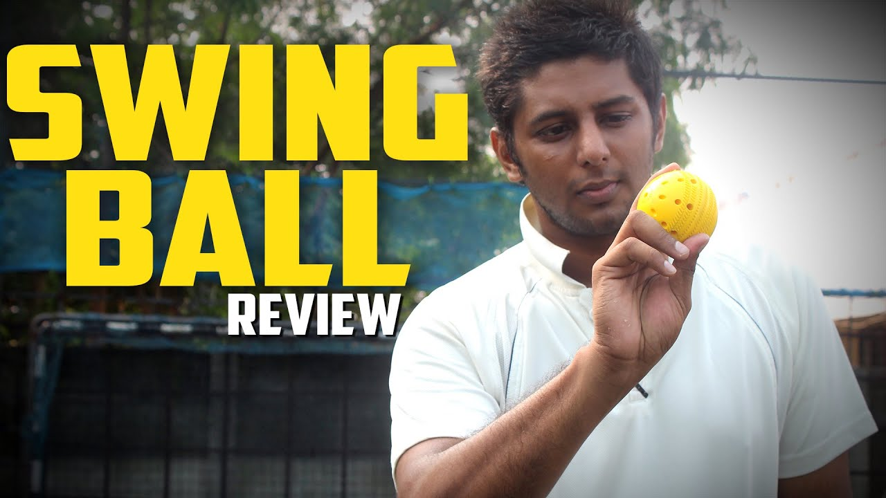 Swing Ball Review | Sping Ball | Nothing But Cricket