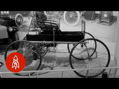 New York's Electric Taxis In 1895