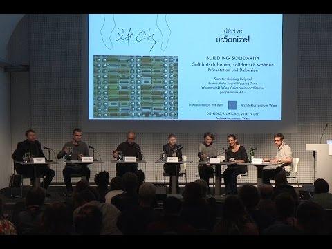 Ur5anize 2014: Building Solidarity, Projektpräsentation und Diskussion