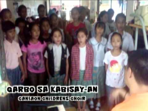 Garbo sa Kabisay-an - Canlaon Childrens Choir.mp4