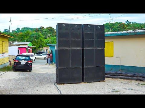 Dynamite Sound System In Islington St  Mary February 8, 2020 Sound System SetUp