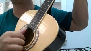 Điệu BOSSANOVA Guitar 4/4 -  Bossa Nova Finger Picking & Strumming Guitar 4/4