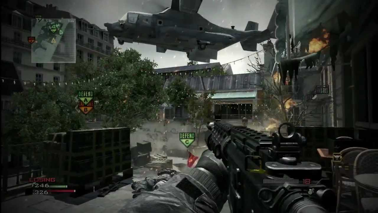 call of duty modern warfare 3 android gameplay