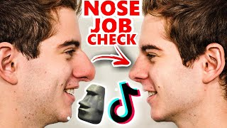 TikTok Boys: NOSE JOB CHECK 💔🗿👃
