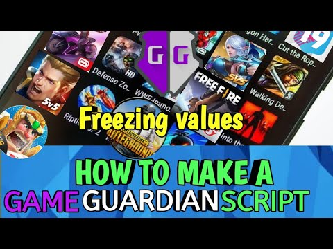 How To Make A Game Guardian LUA SCRIPT For All Games 2019