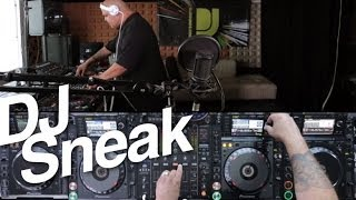 DJ Sneak - DJsounds Show 2013