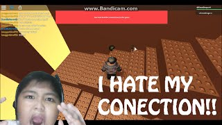 Roblox Shedletsky's Sword Fighting [ I HATE MY CONNECTION!! ]