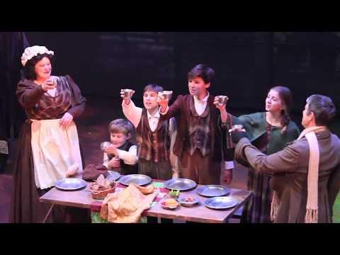 Triad Stage's A Christmas Carol