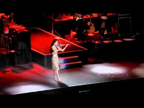 Vanessa Mae CONTRADANZA - beogradska arena 27.02.2011 mini report mp3
