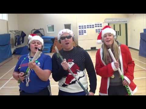 Hawick High School | 'Do they know its Christmas?' 2014 Music Video