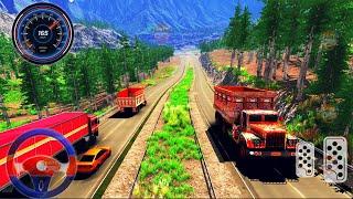 Asian Truck Simulator 2021: Truck Driving Games- Android Gameplay  #shorts #youtubeshorts screenshot 2