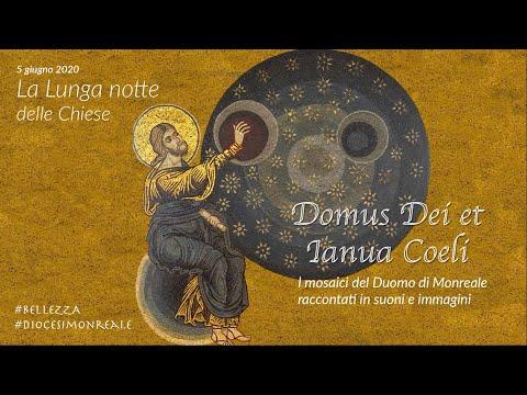 Duomo di Monreale - Lunga notte delle Chiese 2020 (5a edizione)