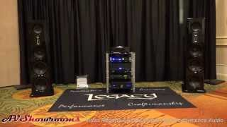 Legacy Audio, The V, Aeris, Focus SE, Studio HD, loudspeakers, RMAF