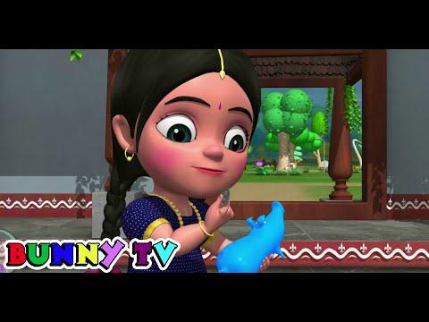 Hindi Nursery Rhymes | Baby Rhymes | Kids Songs | Hindi Rhymes | Bunny Tv Nursery Rhymes