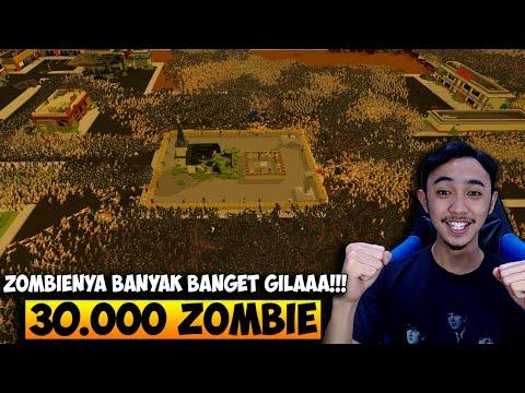 SERANGAN 30 000 ZOMBIE KE MARKAS TENTARA - SWARMZ INDONESIA - 동영상