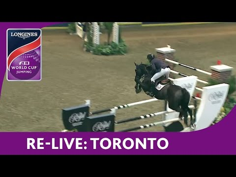 Re-Live - NAL - Longines FEI World Cup™ Jumping - Toronto - Canadian Open