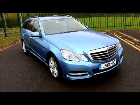 2011 mercedes e class e220 cdi blueefficiency avantgarde ed125