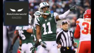 How Robby Anderson broke out in a big way in 2017