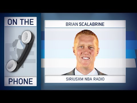 Brian Scalabrine Talks Celtics, Harden, Lakers & More | Full Interview | The Rich Eisen Show